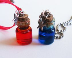 Health and Mana Potions 2 by FrozenNote