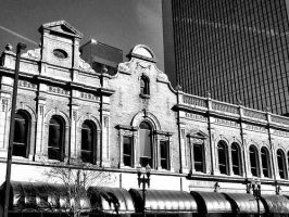 Downtown buildings 02 by AnimaSoucoyant