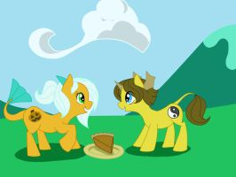 We Has Pie by Naur