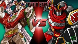 NEXT TIME ON DEATH BATTLE! Megazord vs Voltron by Bigdaddy9716