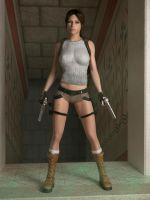 Lara Croft 014 by DeT0mass0
