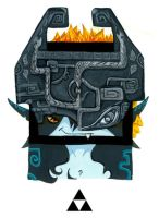 Midna by Squaracters