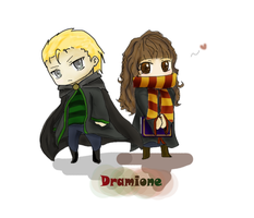 Dramione by michiieJCPY