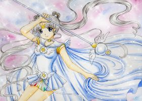 -: Sailor Cosmos :- by Dawnie-chan