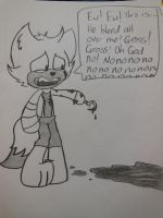 Foxy's First Kill by SuperSonic878