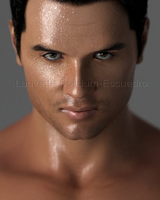 WIP: Kaidan Alenko Is Wet by Louvette