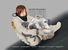 Death Stranding by SahGlam29