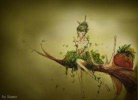 dryad by sunny1116