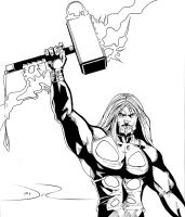 Thor by ThinusvanRooyen