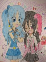Music lovers by natsumi1