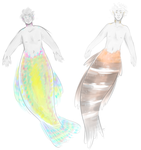 Mermen by AestheticCannibal