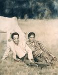 Young Ethiopian Couple by IrieGyal