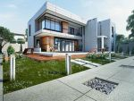 white Villa by Amr-Maged