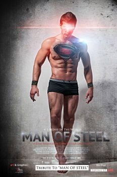 Tribute to MAN OF STEEL 2013! by 9Lions Production by 9Lions