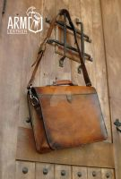 Brown 3 by Blackthornleather