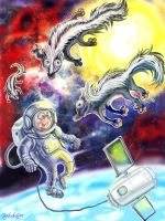 space madness by Likozor