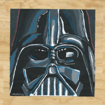 Vader by osodelpan
