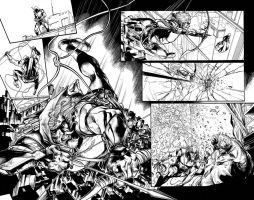 Green Arrow 6 pag8-9 by airold