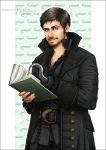 OUaT - Hook - by alatherna