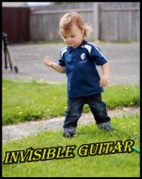 Invisible guitar by DeniseBayles