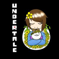 Cry and Undertale by Ak981016