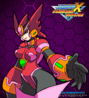 Ferham - Megaman X Command Mission by ShadowNinjaMaster