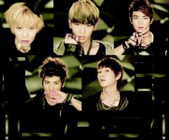 SHINee Lucifer by sabakuna-lucy