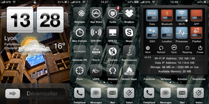 Obsidian iPhone Theme by YodMemHal