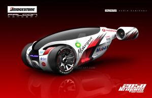 Bridgestone Falcon LeMans 2050 by Samirs