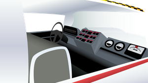 Ecto-B(?) | Pony Ghostbusters | Interior by DaAfroMan