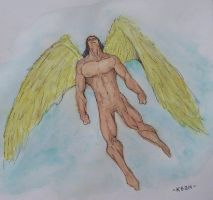 GWings Angel by kean