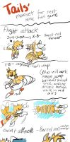Tails'-New moves by spongefox
