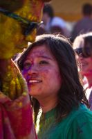 Holi Festival of Colours 06 by obviologist