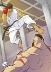 Ryu vs. Zangief by Dasael