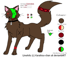 CoonClaws ref by jetlage300