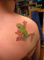 my frog by mostmiffed