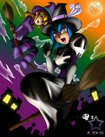 HALLOWEEN SPECIAL by Fenril-Huayra