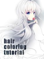 Hair coloring tutorial (link in description) by longestdistance