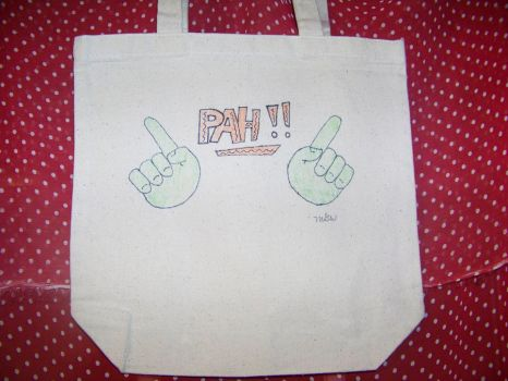 PAH!+ by doodle-bags