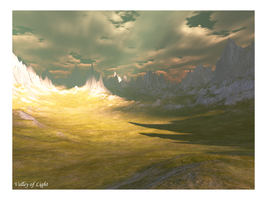 Valley of Light by Varean