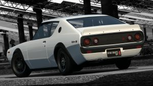 Nissan Skyline 2000GT-R (Gran Turismo 6) by Vertualissimo