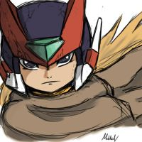 Zero cloak Colored by supereva01
