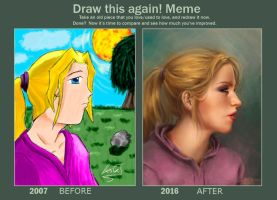 Draw This Again by Feig-Art