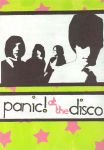 Panic at the Disco by hazyxeyes