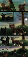 Mini comic: First Meeting by Amerikat