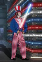 Jedi Master Uncle Sam Kenobi by Andruril93