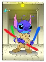 Jedi Stitch by jamesq
