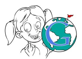 google earth kid... by MsGothje