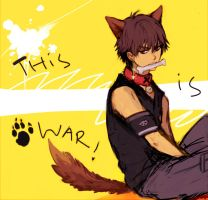 """LoX: """"THIS IS WAR"""" by pancake-waddle"""