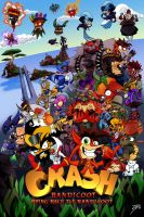 Crash Bandicoot: Bring Back the Bandicoot by TheRedOcelot